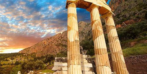 4 Day Holistic Retreat - Delphi Greece - 21st /24th October or 25th/28th October
