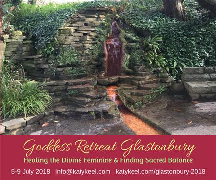 Goddess Retreat Glastonbury