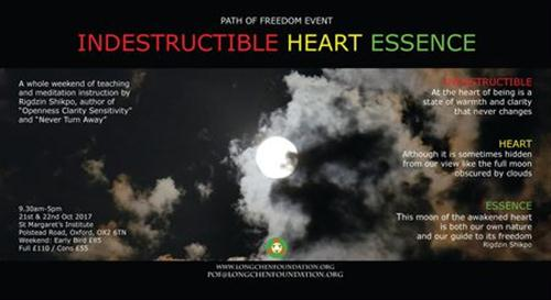 Path of Freedom - Indestructible Heart Essence