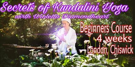 Kundalini Yoga 4 weeks Beginners Course 3-24 February 2018