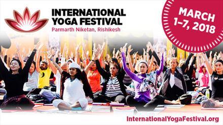 International Yoga Festival 2018