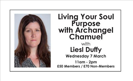 Living Your Soul Purpose with Archangel Chamuel