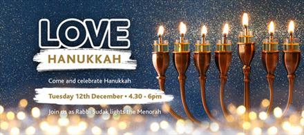 Celebrate Hanukkah at The Broadwalk Centre