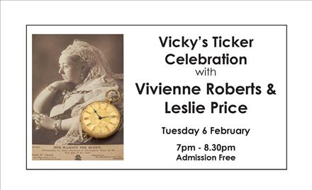 Vicky's Ticker