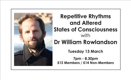 Repetitive Rhythms and Altered States of Consciousness
