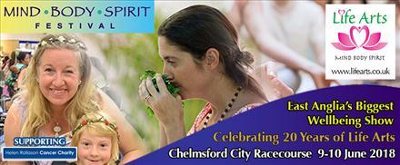 Chelmsford Mind Body Spirit Festival
