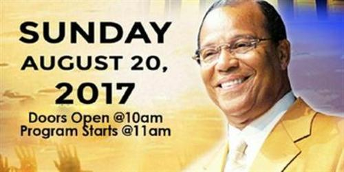 The Honorable Minister Louis Farrakhan Speaks
