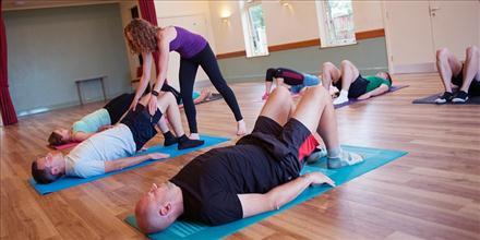 Pilates Monday 6.15pm Spring Term - 6 week class block Improvers/Intermediates