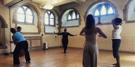 The Breath: Hilal Creative Dance & Meditation