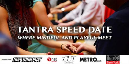Tantra Speed Date - Boston!  Special Valentine's Extended Ceremony