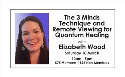 The 3 Minds Technique and Remote Viewing for Quantum Healing