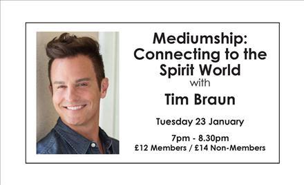 Mediumship: Connecting to the Spirit World