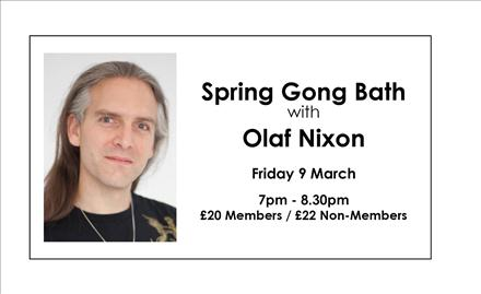 Spring Gong Bath