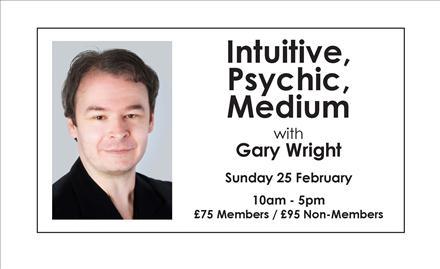 Intuitive, Psychic, Medium