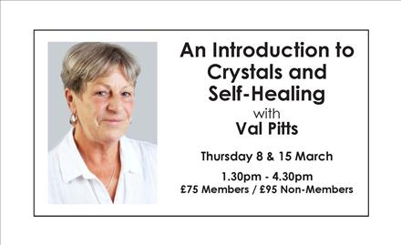 An Introduction to Crystals and Self-Healing (Part 1 - Part 2 on 15 Mar)