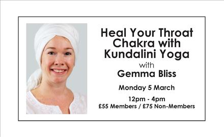 Heal Your Throat Chakra with Kundalini Yoga