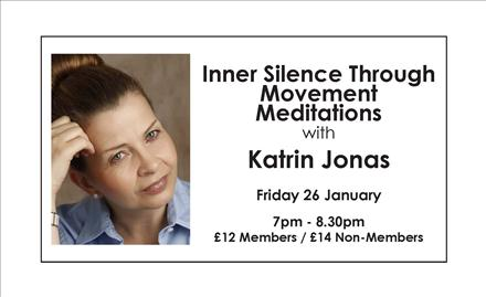 Inner Silence Through Movement Meditations