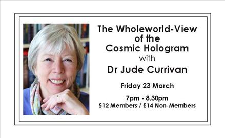 The Wholeworld-View of the Cosmic Hologram