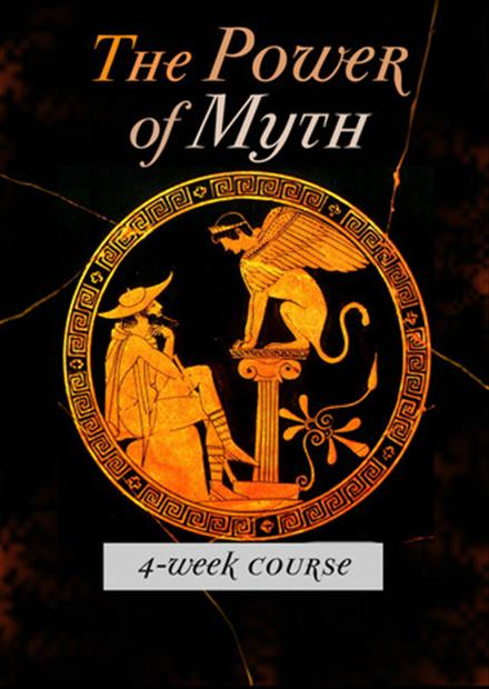 The Power of Mythology 4 Week Course in London - February 2018