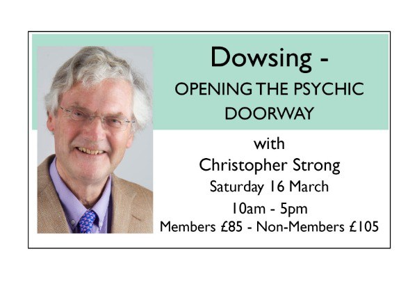 Dowsing: OPENING THE PSYCHIC DOORWAY