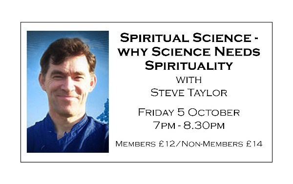 Spiritual Science - Why Science Needs Spirituality