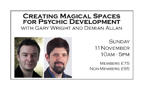 Creating Magical Spaces for Psychic Development