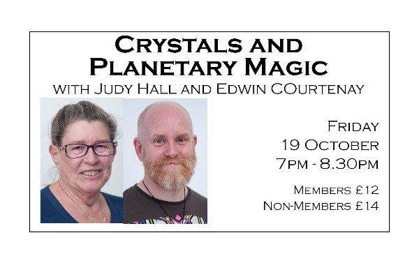 Crystals and Planetary Magic