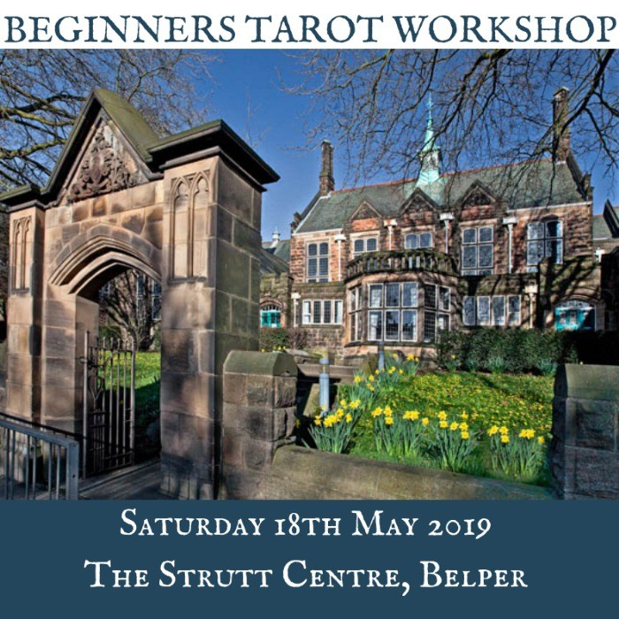 TAROT CARD READING BEGINNERS WORKSHOP