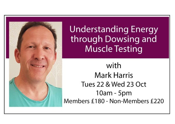 Understanding Energy through Dowsing and Muscle Testing