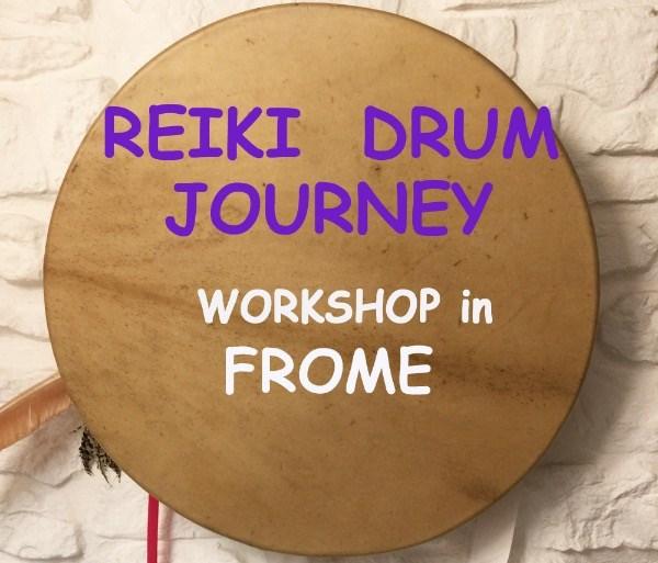 Reiki Drum Journey Workshop