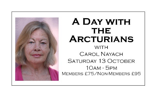 A Day with the Arcturians
