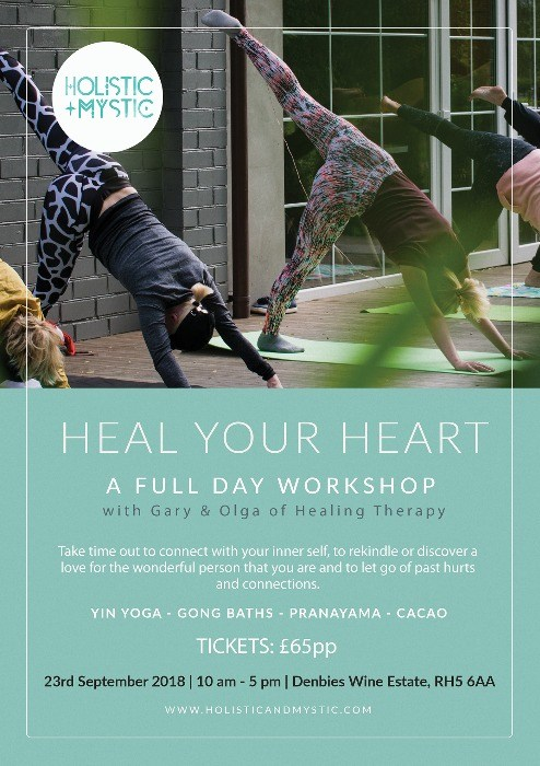 Healing the Heart Workshop