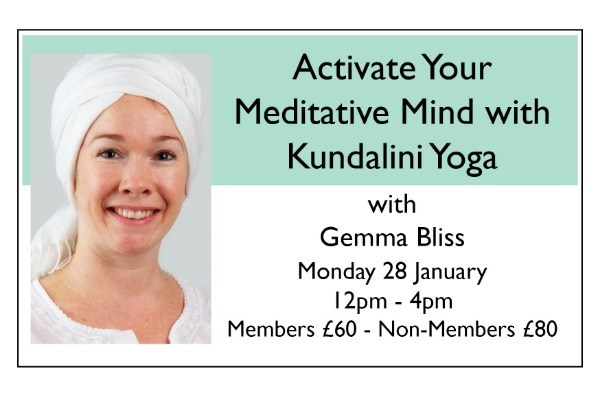 Activate Your Meditative Mind with Kundalini Yoga