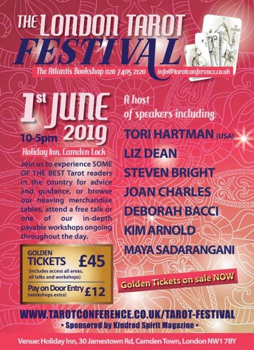 London Tarot Festival