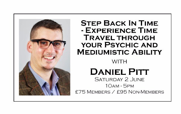 Step Back in Time - Experience Time Travel through your Psychic and Mediumistic Ability