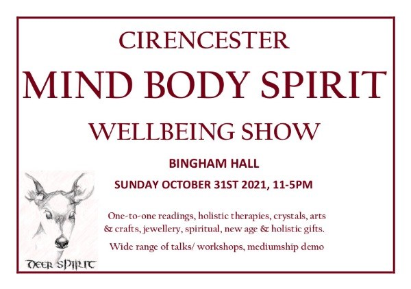 Cirencester Mind Body Spirit Show
