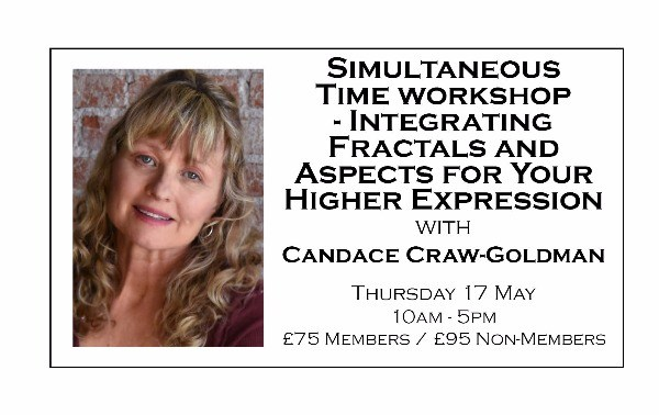 Simultaneous Time Workshop - Integrating Fractals and Aspects for Your Higher Expression