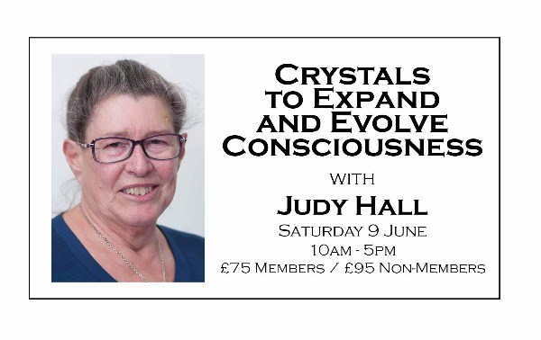 Crystals to Expand and Evolve Consciousness