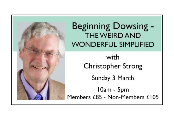 Beginning Dowsing - THE WEIRD AND WONDERFUL SIMPLIFIED