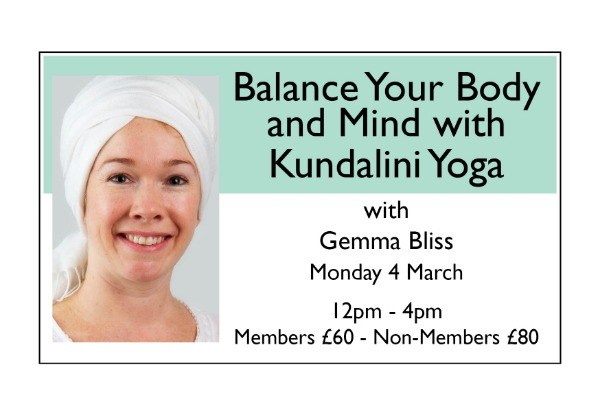 Balance Your Body and Mind with Kundalini Yoga