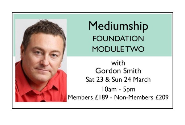 Mediumship - Foundation Module Two