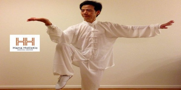 Beginner Tai Chi Classes By Xin Huang