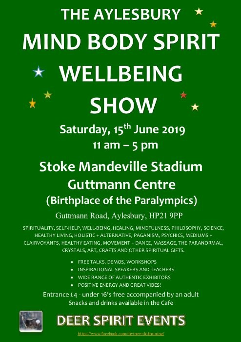 The Aylesbury Mind Body Spirit Wellbeing Show