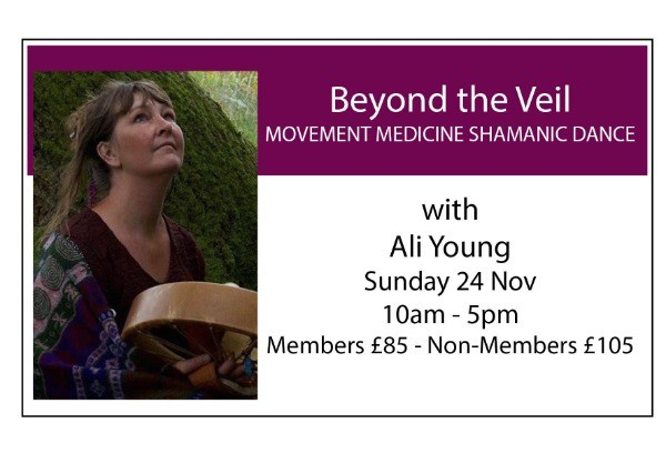 Beyond the Veil - Movement Medicine Shamanic Dance