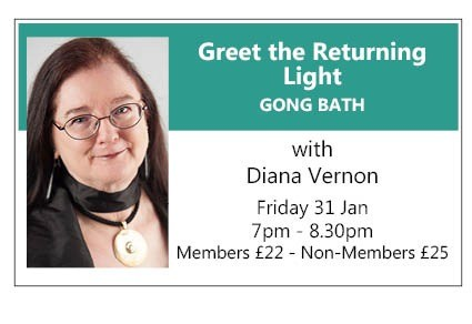 Greet the Returning Light - Gong Bath