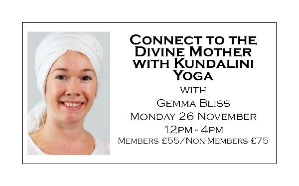 Connect to the Divine Mother with Kundalini Yoga