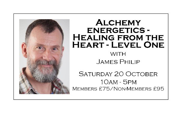 Alchemy Energetics - Healing From the Heart – Level One – Spiritual Healing