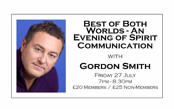 Best of Both Worlds - An Evening of Spirit Communication