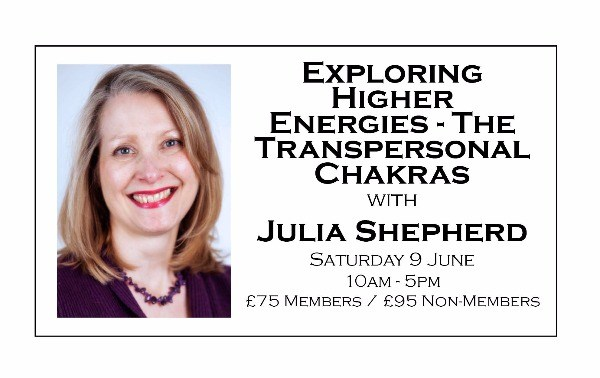 Exploring Higher Energies - The Transpersonal Chakras