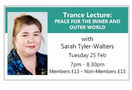 Trance Lecture: PEACE FOR THE INNER AND OUTER WORLD